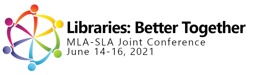 MLA/SLA Joint Conference logo and link to conference webpage